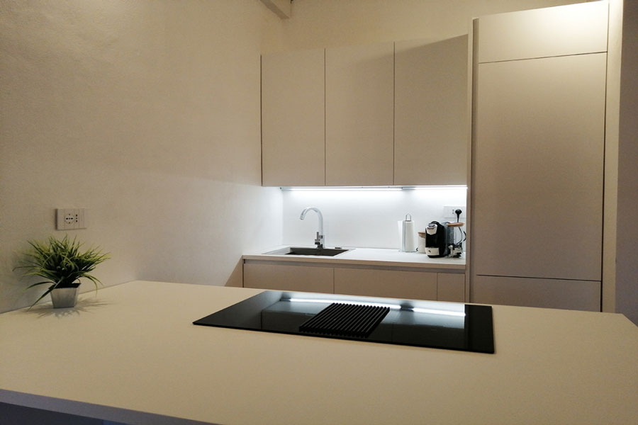 The project of Desireè | Kitchen